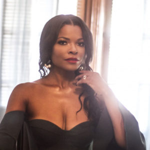 Big Tits Alert! Keesha Sharp Taking Off Her Clothes