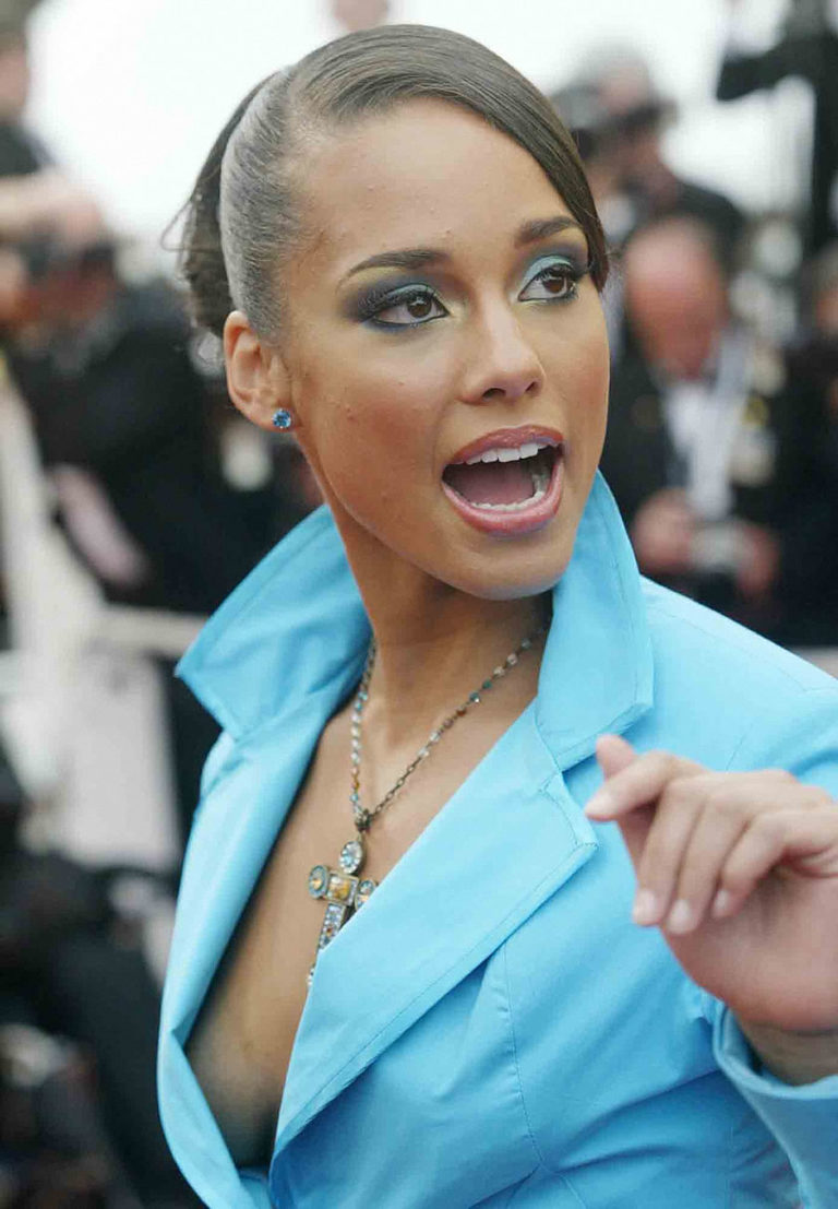 Alicia Keys the fappening