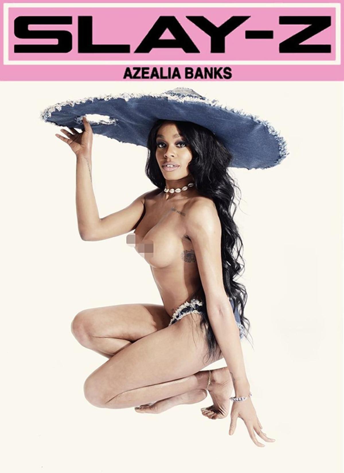 Azealia Banks pussy