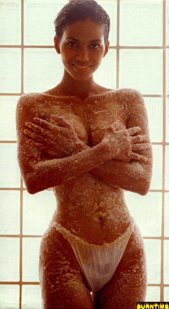 Halle Berry photoshoot
