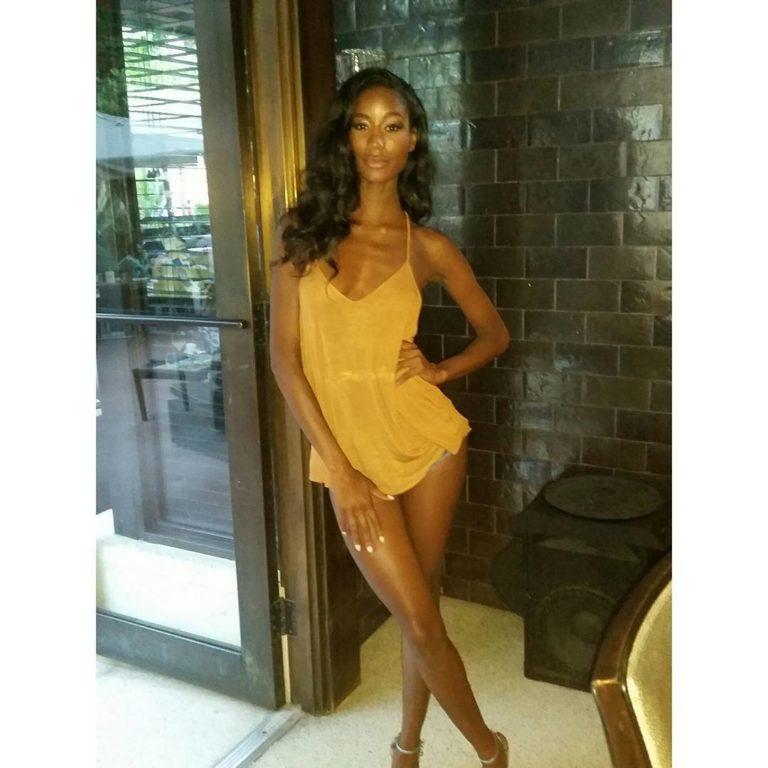 Jazzma Kendrick topless