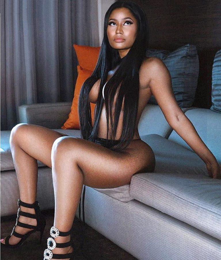 Nicki Minaj nude (2)